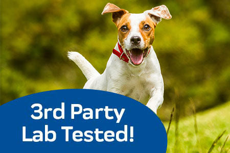 3rd Party Lab Tested Product to ensure its quality