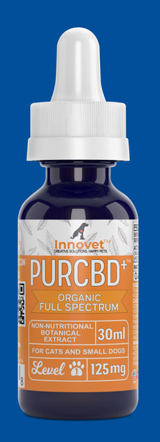 The Innovet Difference of CBD oil for Dogs
