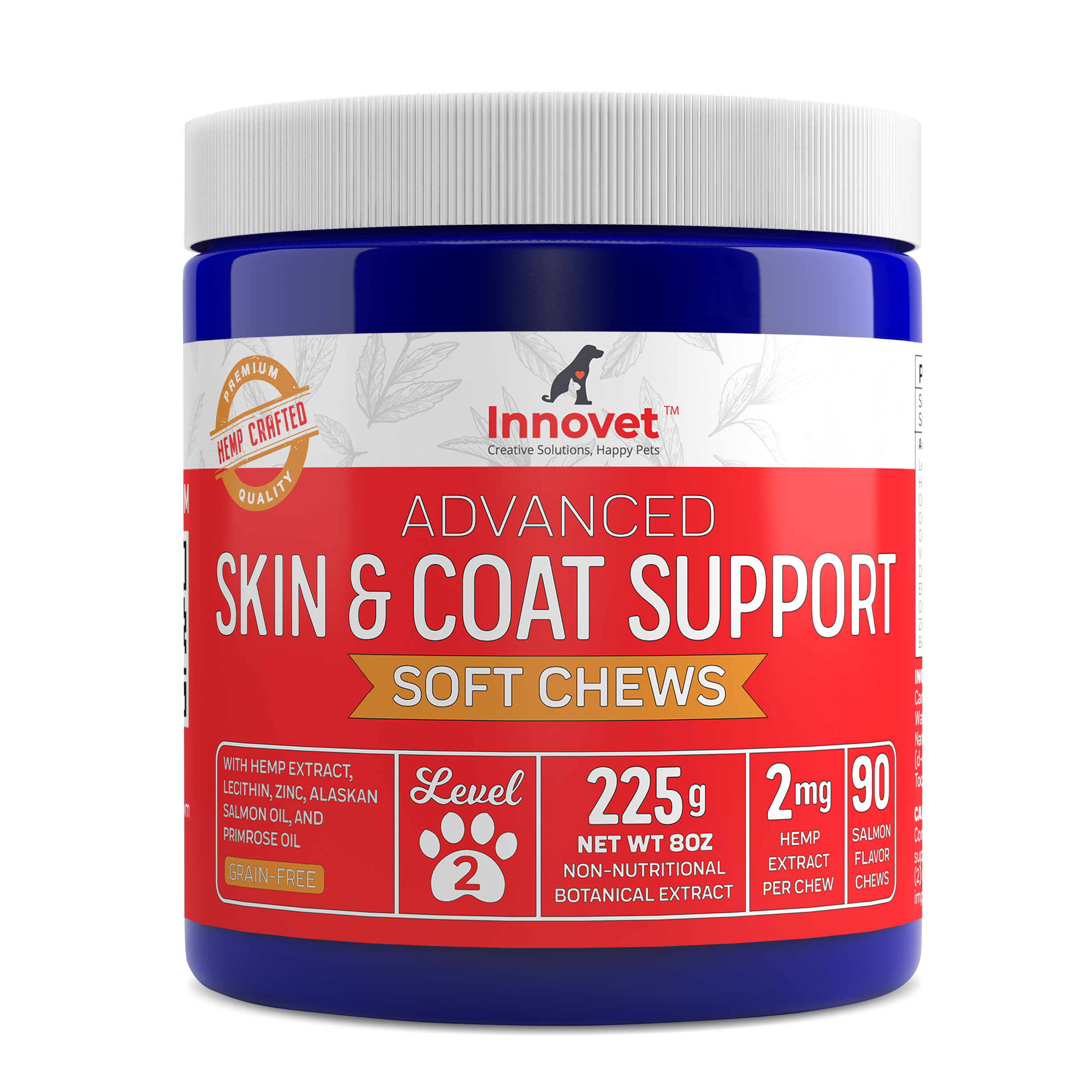 No.1 rated Skin and Coat Chews