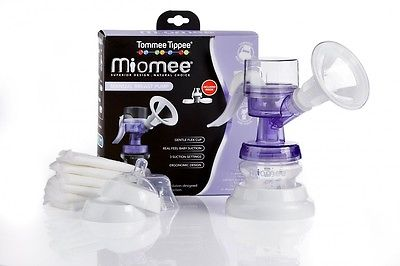 Tommee Tippee Miomee Manual Breast Pump *New