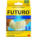 3M Futuro Elbow Support With Pressure Pads Sizes: Small Medium Large *New