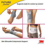 Futuro For Her Back Slim Silhouette Alleviate Lower Back Pain Adjustable 3M NEW