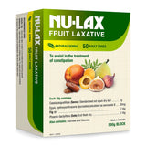 2x Nu-lax 500g=1kg Natural Fruit Laxative Dried Fruit Block Herb Senna Nulax Fig