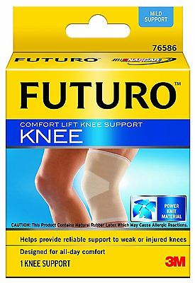 3M Futuro Comfort Lift Knee Support *Small, Medium, Large *New from Australia