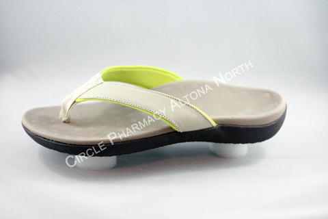 a15636581 Genuine Scholl Orthaheel Orthotic Sonoma Thong in Beige – Ramsay Pharmacy  Altona North