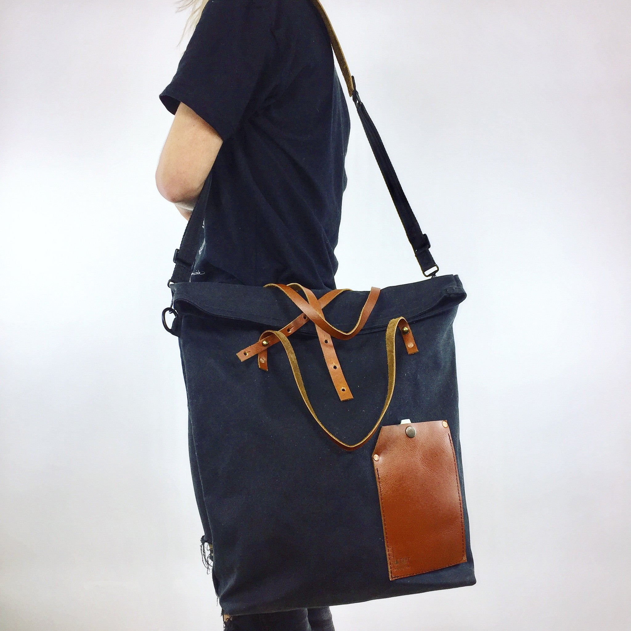 Later Supply Co. Side Bag