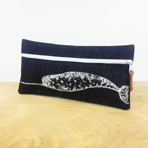 Change Purse - Manatee Love
