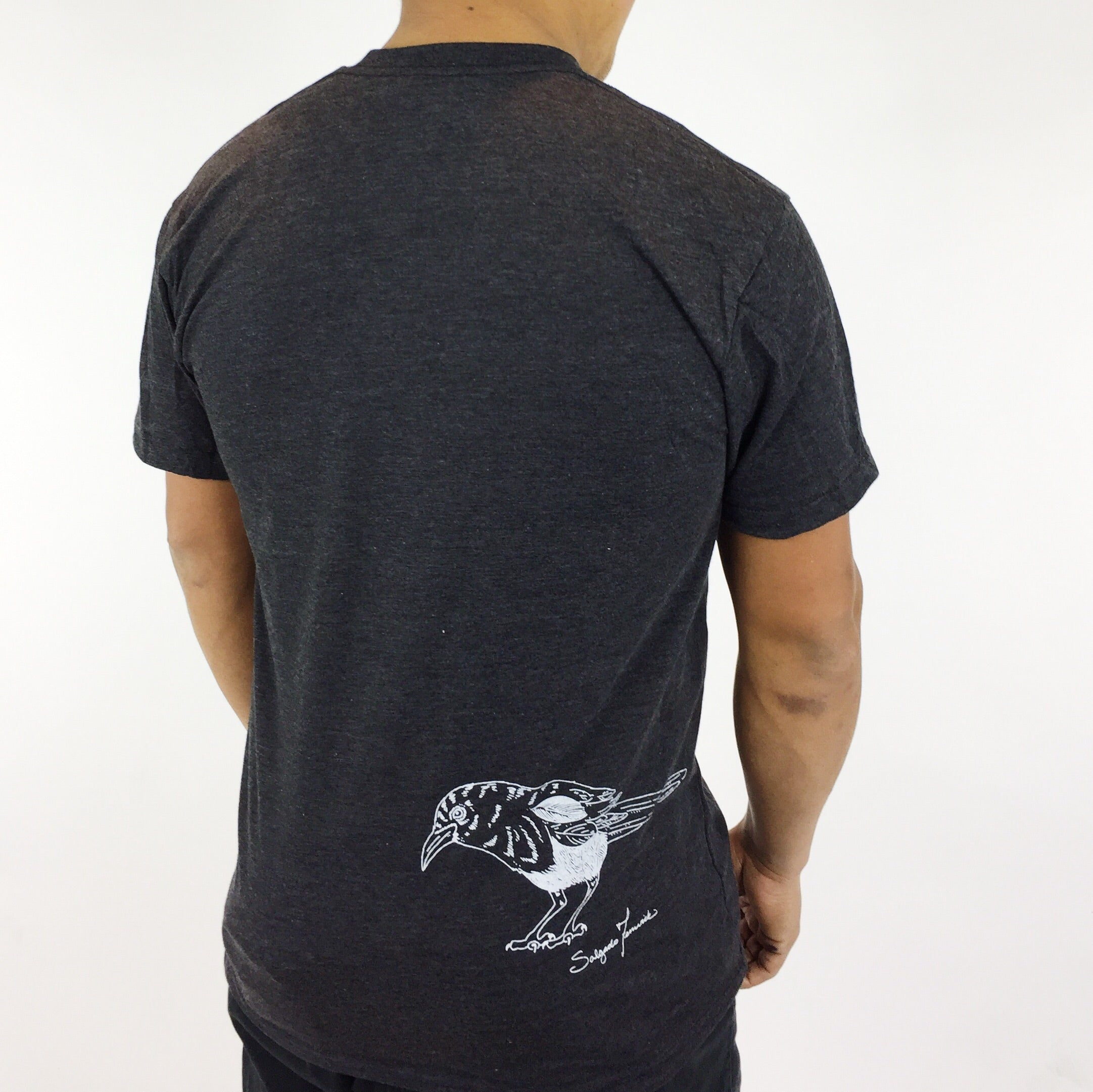 Men's Crew Neck - City of Magpies