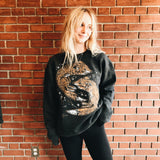 Winter Foxes Unisex Sweater
