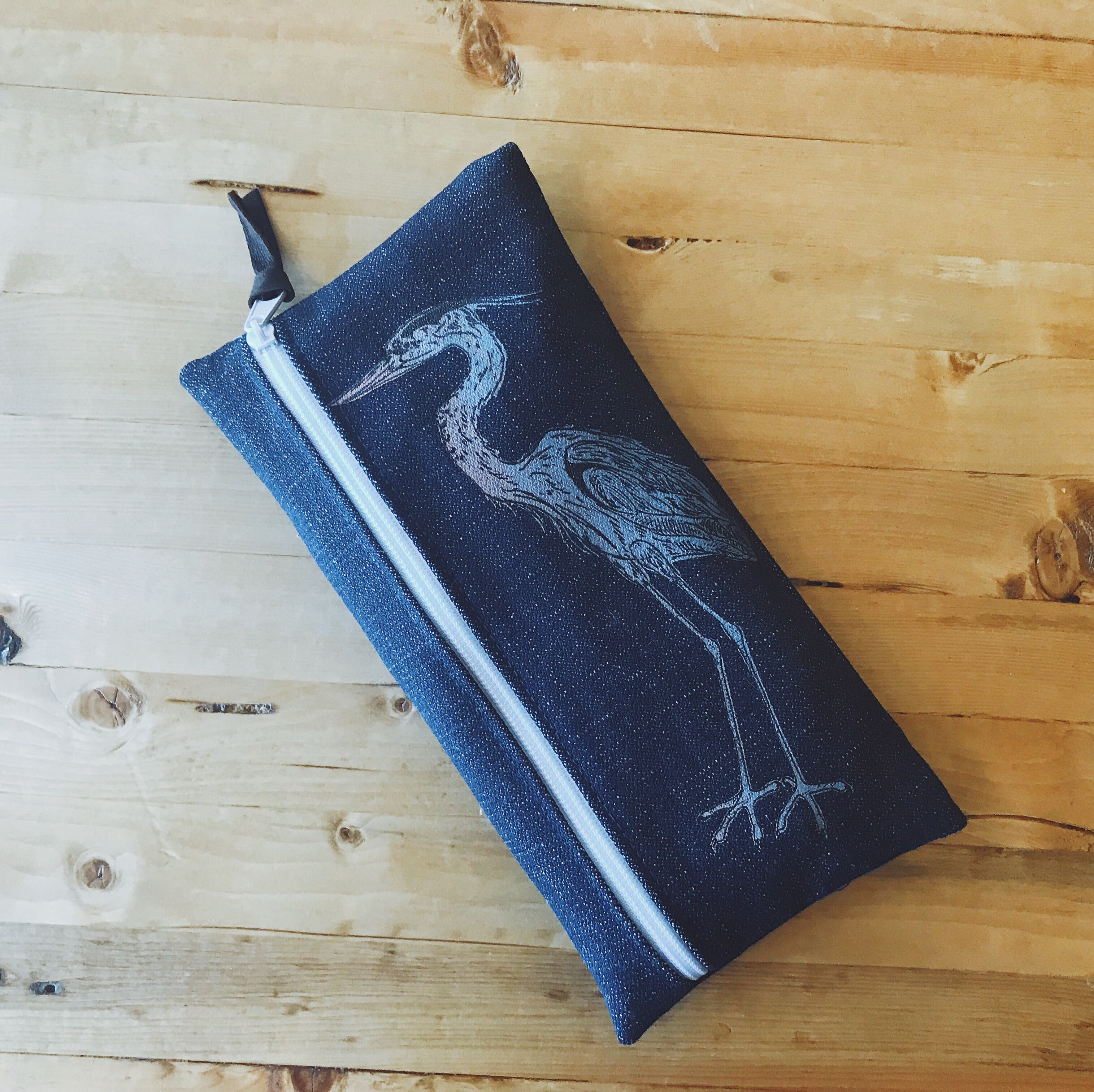 Pencil Case- You are my Heron