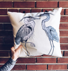 Pillow - You Are My Heron