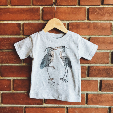 Kids Tee - You Are My Heron