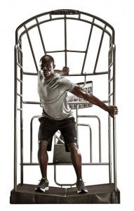 TRUE CS800 Gym Stretch Cage