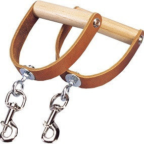 Premium Leather Swivel Handles (contact to order)