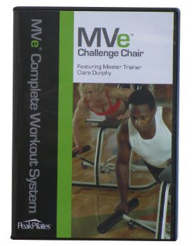 MVe® Challenge Chair Workout DVD