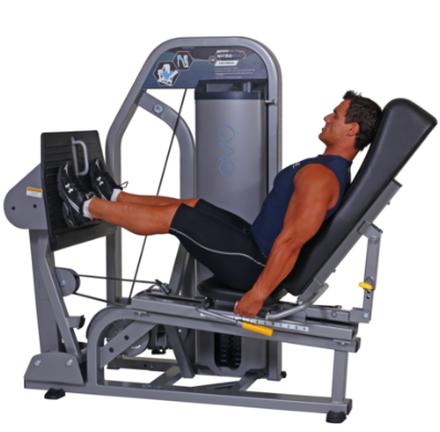 Nautilus EVO LEG PRESS S9LP