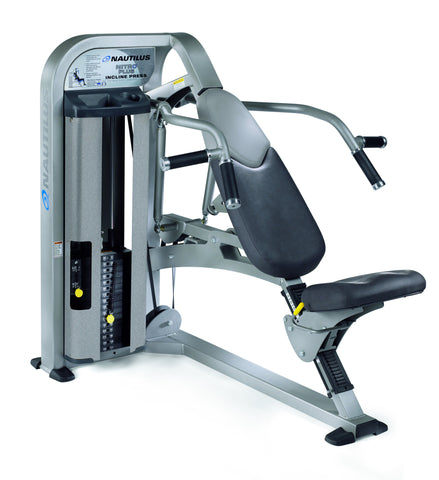 NAUTILUS NITRO PLUS INCLINE PRESS (Second Hand)