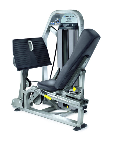 NAUTILUS NITRO PLUS LEG PRESS (Second Hand)