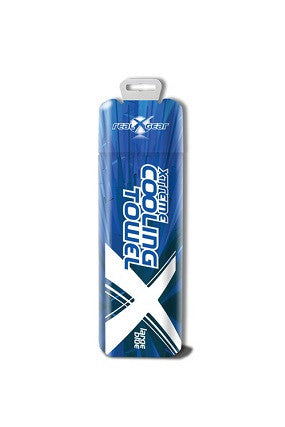 REAL X GEAR Xtreme Cooling Towels BLUE
