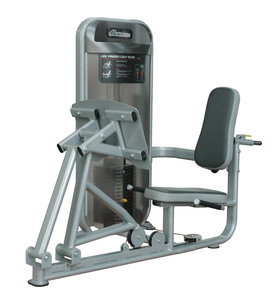 STU9010	STUDIO LEG PRESS / CALF RAISE (250LBS)