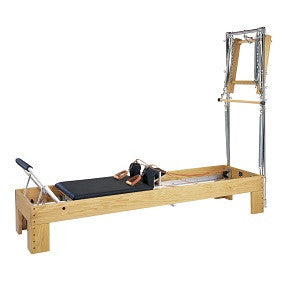 Total Workout System® OAK with Leather Straps