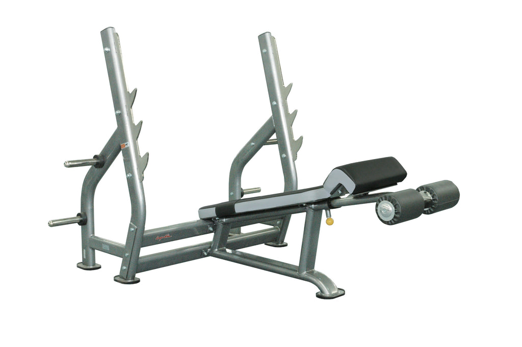 ULT7016	ULTIMATE DECLINE PRESS BENCH