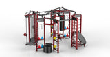 FZONE4	FUNCTIONAL ZONE 4 (STRETCH, BOX,REBOUND,CABLES)
