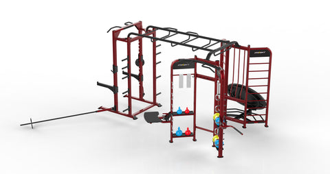 FZONET	FUNCTIONAL ZONE T (STRETCH,RE-BOUNDER,POWER RACK)