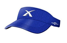 REAL X GEAR Cooling Visor BLUE