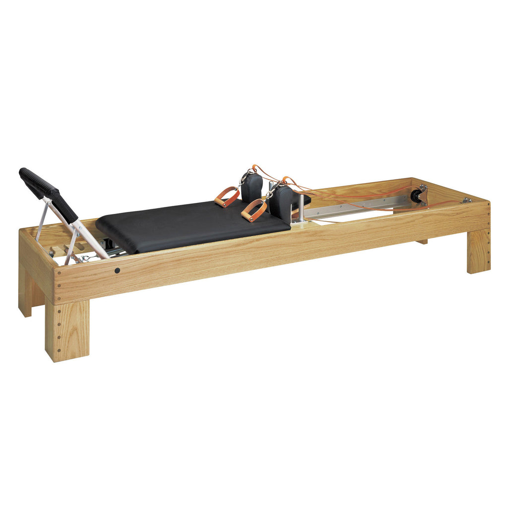 Classic Reformer OAK with Leather Straps