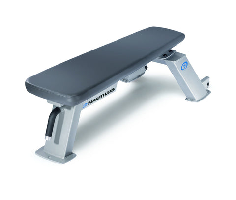 Nautilus FLAT UTILITY BENCH F3FU (2 x TRADE IN STOCK)