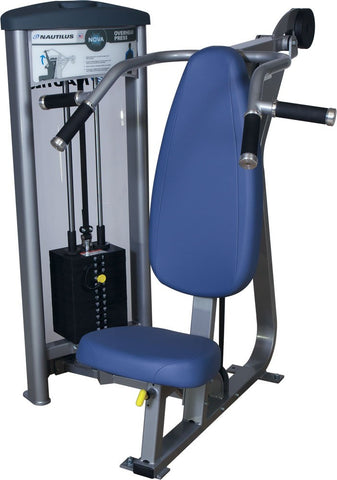 Nautilus NOVA OVERHEAD PRESS S8OP