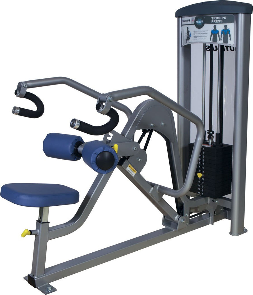 Nautilus NOVA TRICEPS PRESS S8TP