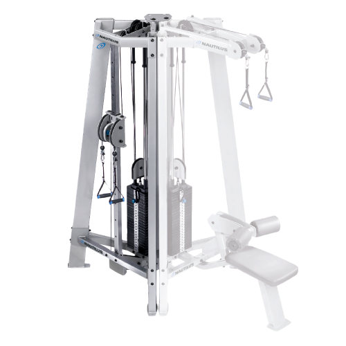 Nautilus DUAL - PULLEY ADJUSTABLE TOWER F3AT