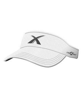 REAL X GEAR Cooling Visor WHITE