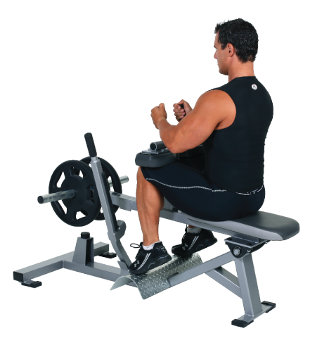 Nautilus XPLOAD SEATED CALF P3SC