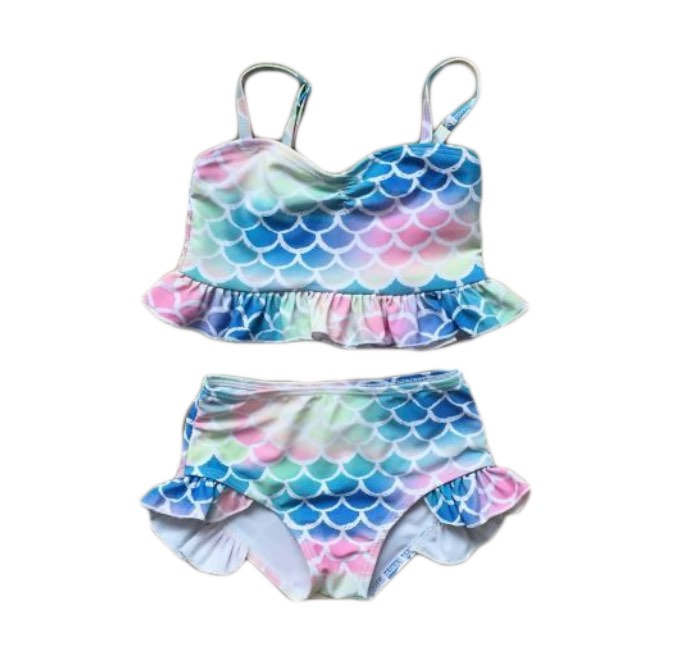 MERMAID 2 PC SWIMSUIT
