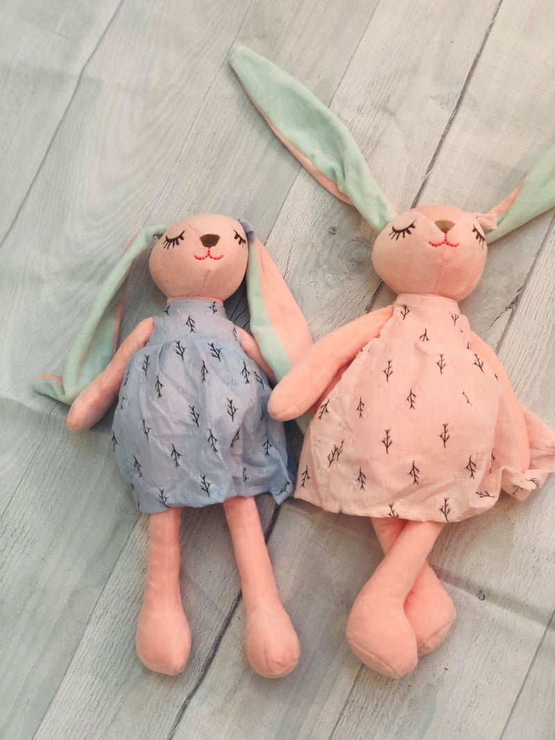 PLUSH BUNNIES - 2 COLORS PRESALE