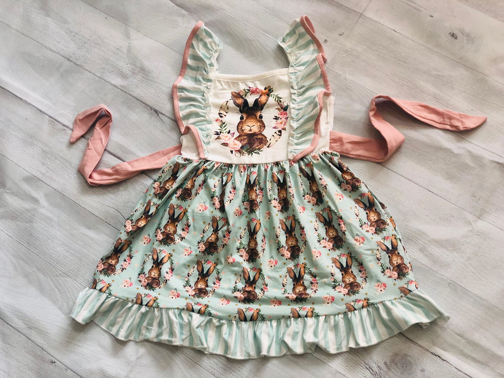 MANDY BUNNY DRESS - 2ND PREORDER