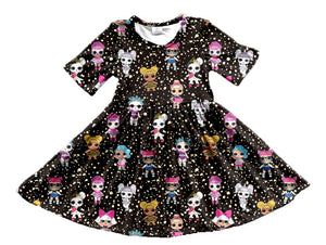 DOLLS TWIRL DRESS - PREORDER