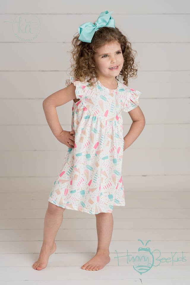 POPSICLE PEARL DRESS