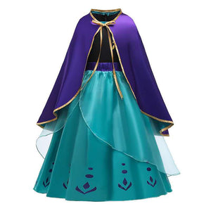 ICE  PRINCESS DRESS & CAPE - PRESALE