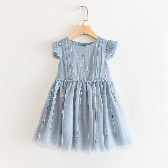 NANCY TULLE DRESS