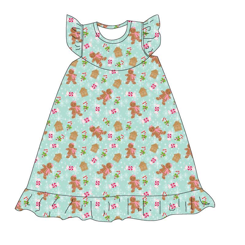 GINGERBREAD COOKIE NIGHTGOWN -2ND PREORDER