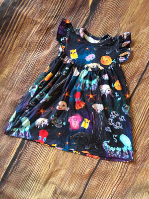 UNDER THE SEA PEARL DRESS