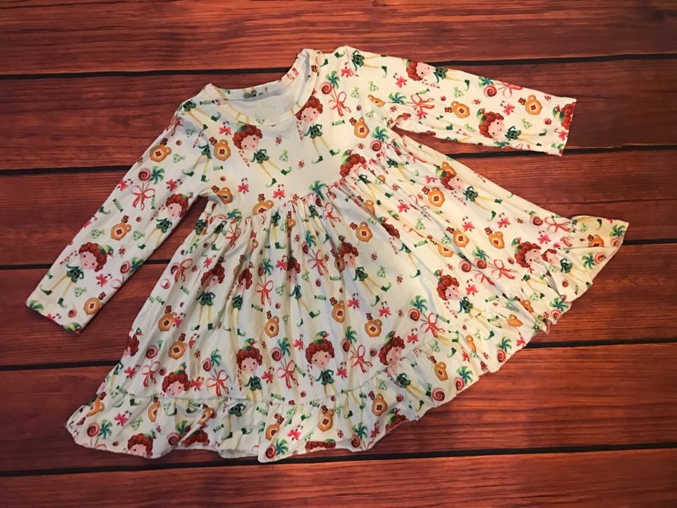 SANTA'S BUDDY MIA DRESS