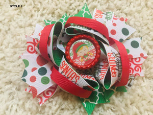 HOLIDAY 6 INCH BOWS