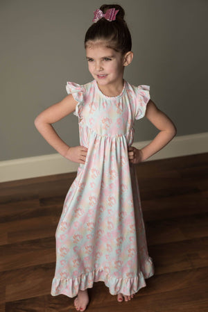 VALENTINE UNICORN NIGHTGOWN