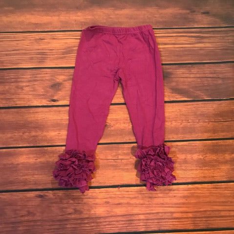 ICING LEGGINGS - PLUM