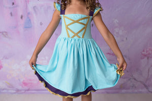 PRINCESS COLLECTION - JASMINE DRESS - PREORDER